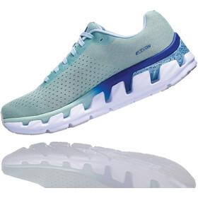 Hoka One One Elevon Running Shoes Damen lichen/sodalite blue